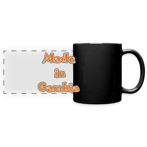 Made in Gambia - Full Colour Panoramic Mug