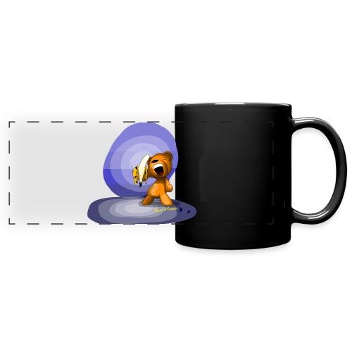 Bear Banana - Mug panoramique uni