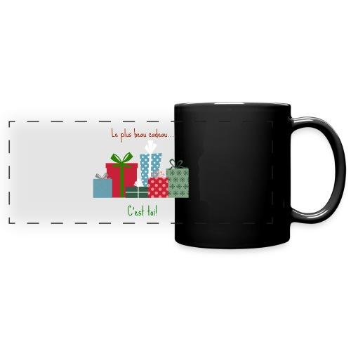 Le plus beau cadeau - Mug panoramique uni