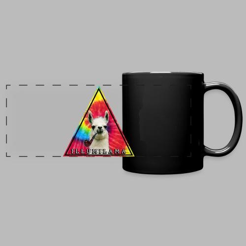 Illumilama logo T-shirt - Full Color Panoramic Mug