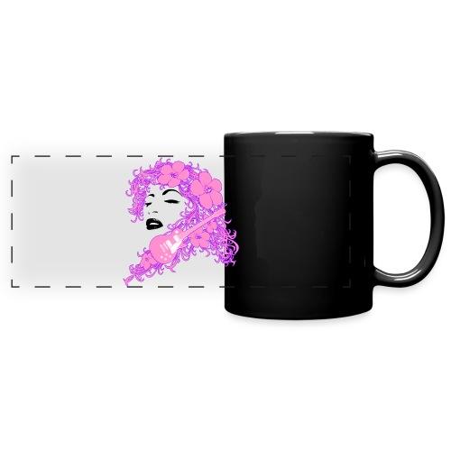 Lady Flo - Tazza colorata con vista