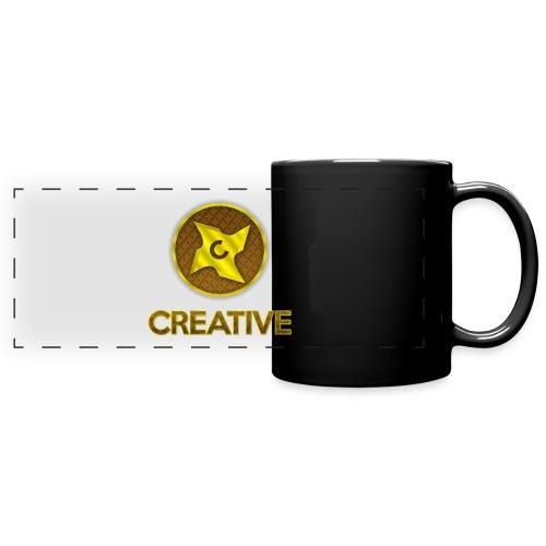 Creative logo shirt - Panoramakrus, farvet