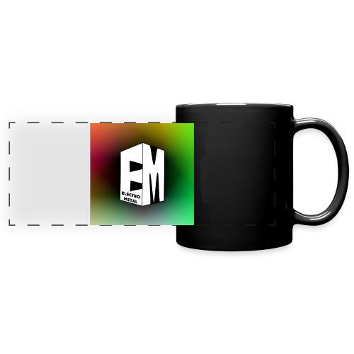 ElectroMetal_Logo - Full Color Panoramic Mug
