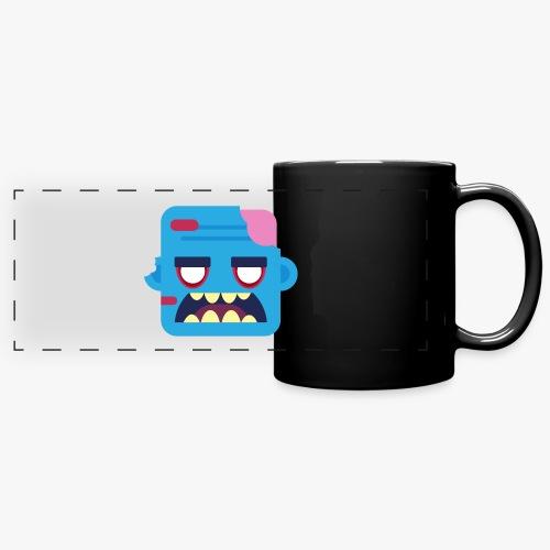 Mini Monsters - Zombob - Panoramakrus, farvet