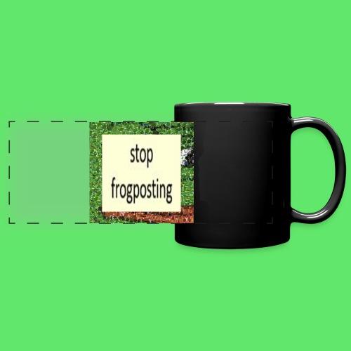 Frogposter - Full Color Panoramic Mug