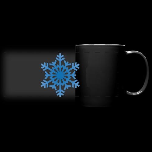 Snowflake - Panoramakrus, farvet