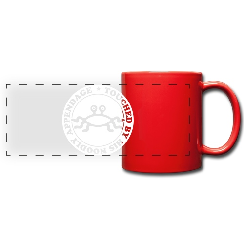 Touched by His Noodly Appendage - Full Color Panoramic Mug