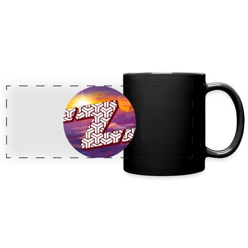 Zestalot Designs - Full Colour Panoramic Mug