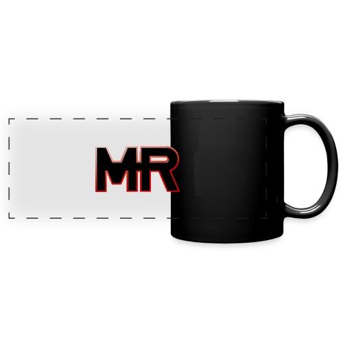 MR logo - Panoramakrus, farvet