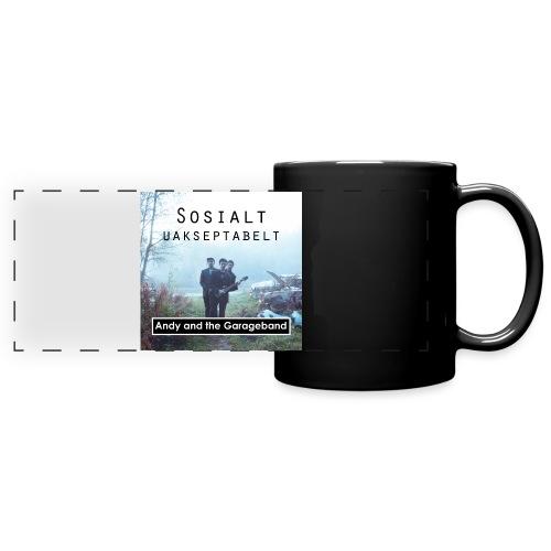 Sosialt Uakseptabelt - Panoramakopp i farge