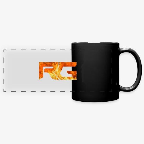 Revelation gaming burns - Full Colour Panoramic Mug