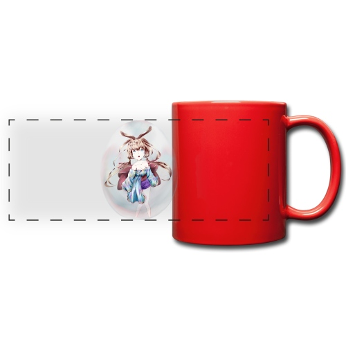 Usagi - Tazza colorata con vista
