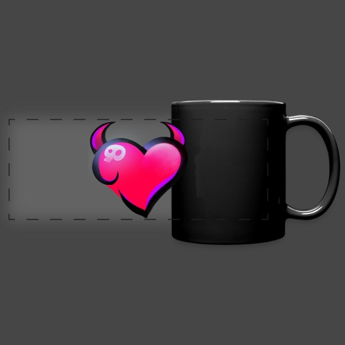 Icon only - Full Color Panoramic Mug