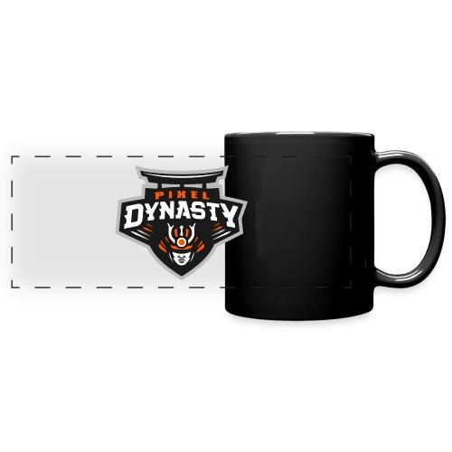 logo transparent - Full Color Panoramic Mug