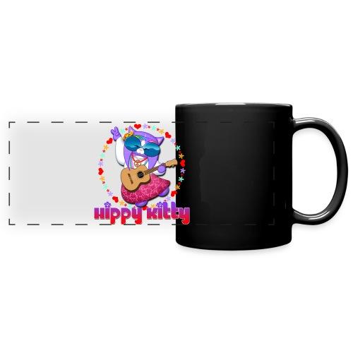Hippy Kitty - Tazza colorata con vista