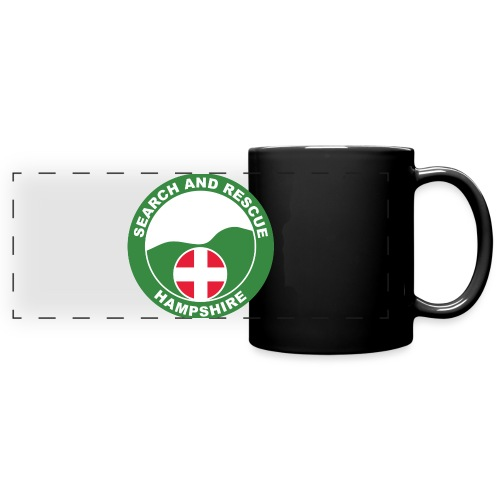 HANTSAR roundel - Full Color Panoramic Mug