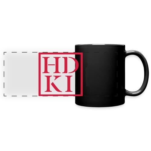 HDKI logo - Full Color Panoramic Mug