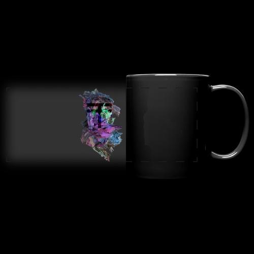 Tandal Rock - Tazza colorata con vista