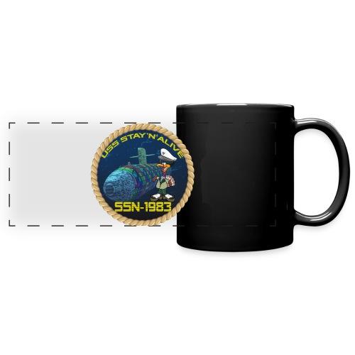 Command Badge SSN-1983 - Full Color Panoramic Mug