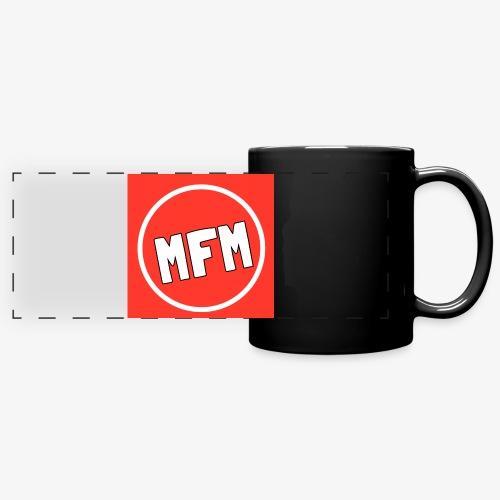 MrFootballManager Clothing - Full Colour Panoramic Mug