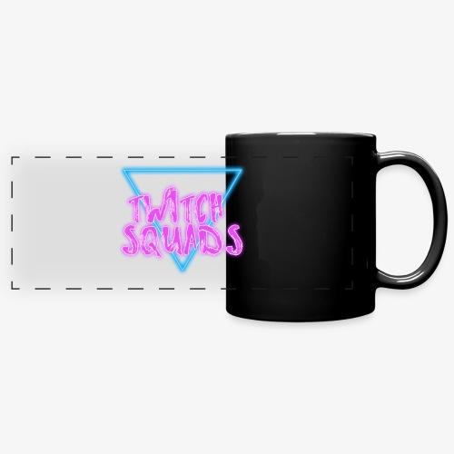 Pure Triangle Logo - Full Color Panoramic Mug