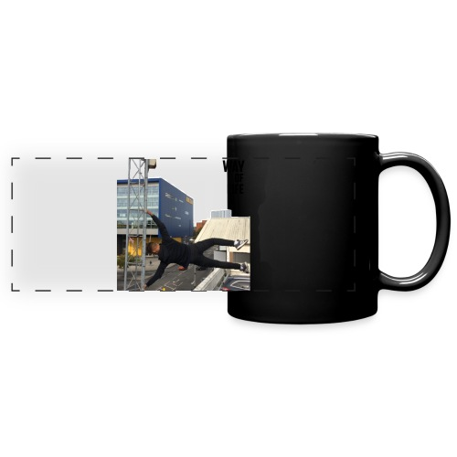 Way of life - Full Colour Panoramic Mug