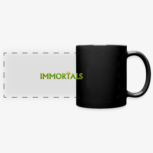 Immortals - Full Colour Panoramic Mug