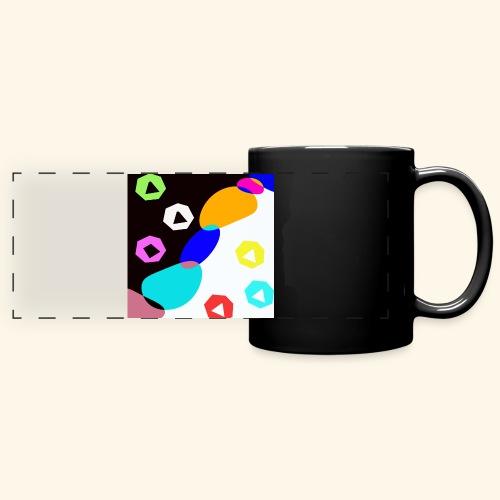 Artistico 48 - Tazza colorata con vista