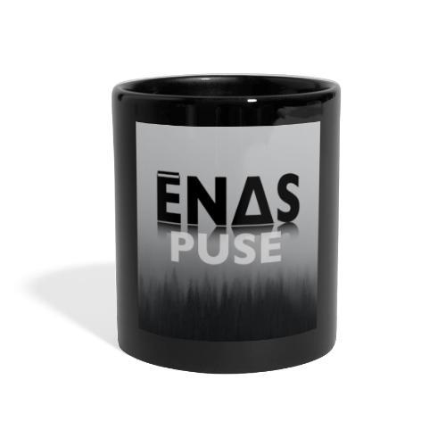 Ēnas Puse Logo - Full Colour Panoramic Mug