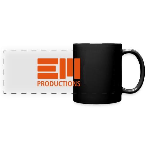 EM Productions Logo 2016 - Panoramatasse farbig