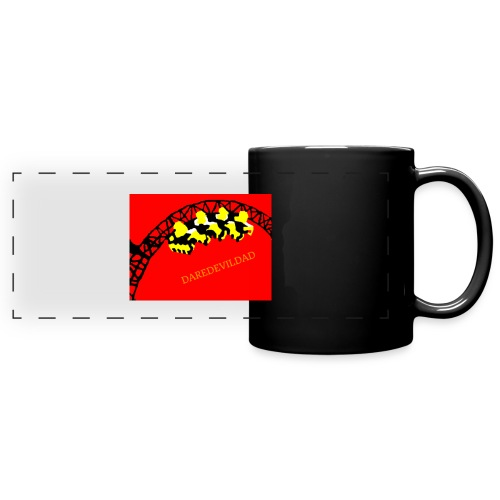 DareDevilDad - Full Color Panoramic Mug