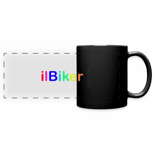 ilBiker - Color - Tazza colorata con vista