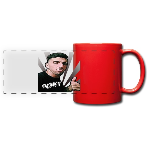 Enomis t-shirt project - Full Colour Panoramic Mug