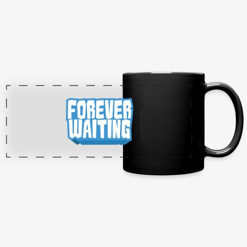Forever Waiting - Full Colour Panoramic Mug