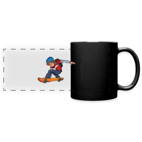 Skater - Full Colour Panoramic Mug