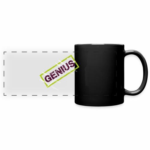 genius - Tazza colorata con vista