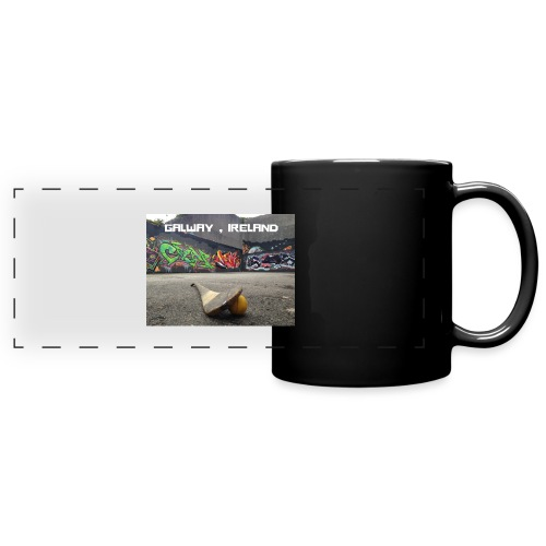GALWAY IRELAND BARNA - Full Colour Panoramic Mug