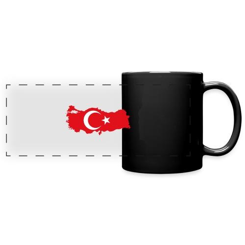 Tyrkern - Panoramakrus, farvet