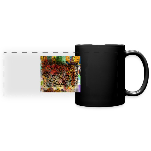 urban tribute - Mug panoramique uni