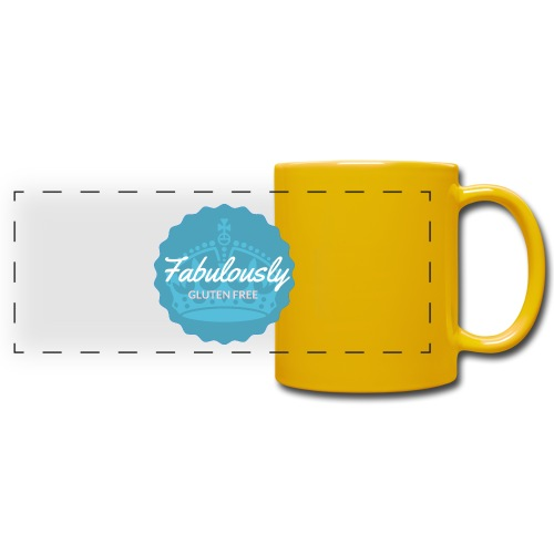 Fabulously Gluten Free Collection - Full Colour Panoramic Mug