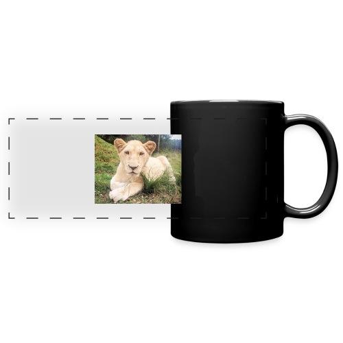 10536 2Cmoomba groot - Full Color Panoramic Mug