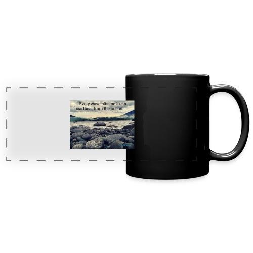 Oceanheart - Panoramakopp i farge