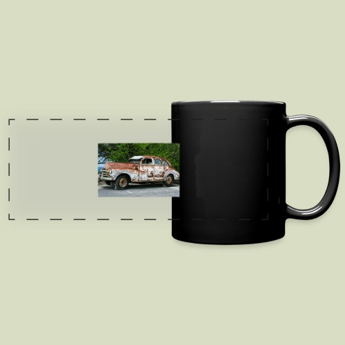 RustyCar - Panoraamamuki värillinen
