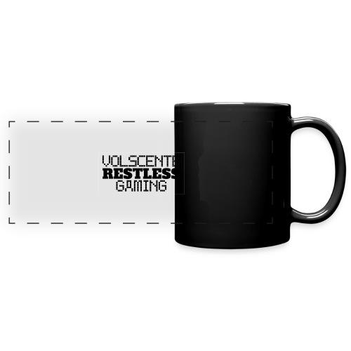 Volscente Restless Logo B - Tazza colorata con vista