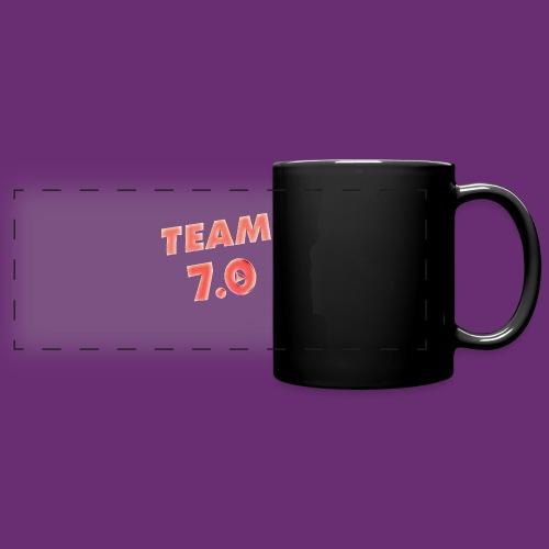 Pop art team 7 - Full Color Panoramic Mug