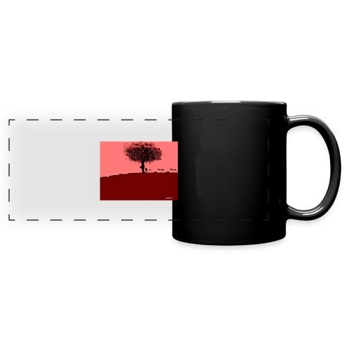 albero_0001-jpg - Tazza colorata con vista
