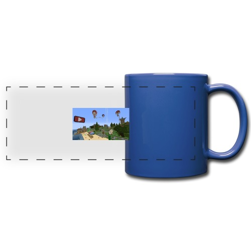 Tasse [Spawn akinasia] - Mug panoramique uni