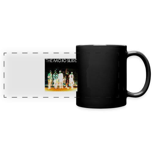 The Mojo Slide - Design 2 - Full Color Panoramic Mug