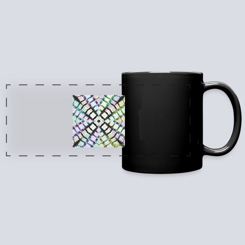 aBSTRAWIATURA 2 - Full Color Panoramic Mug