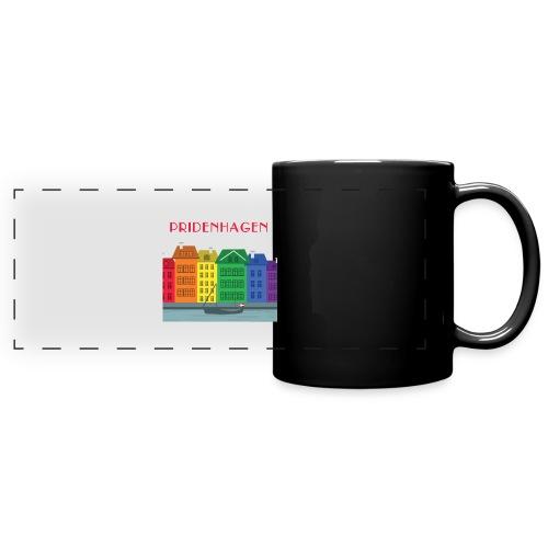 PRIDENHAGEN NYHAVN T-SHIRT - Panoramakrus, farvet